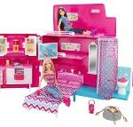 camping car barbie transformable